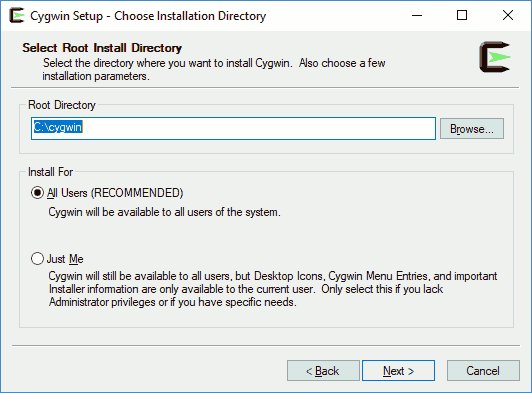 Installing Cygwin Image 03