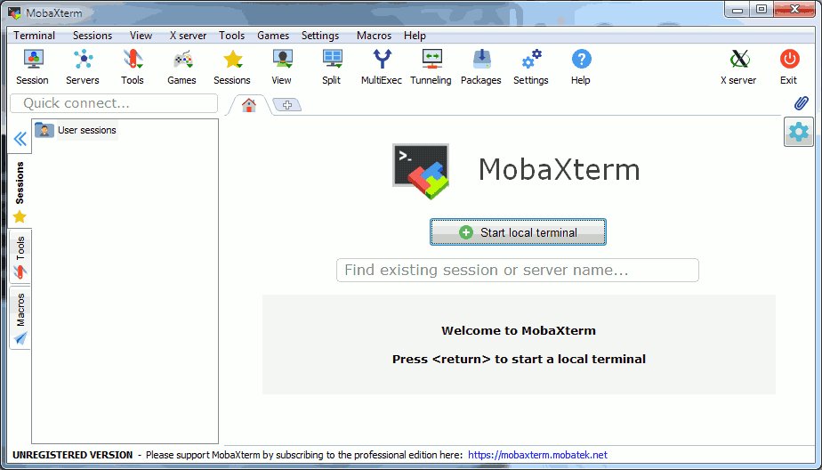 MobaXterm as a solution for Linux for Windows | Linux For Windows